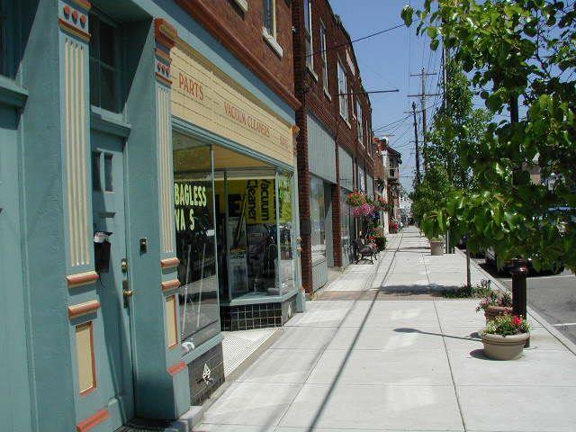 Main Street in Milford