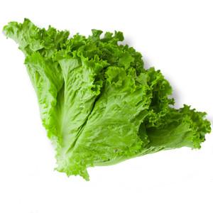Salad Greens in Freezer